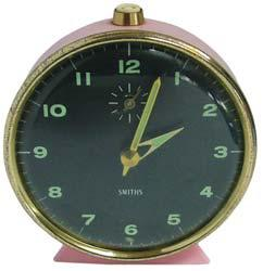 Smiths Alarm Clock Clocks
