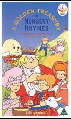 Golden book video a childs first nursery